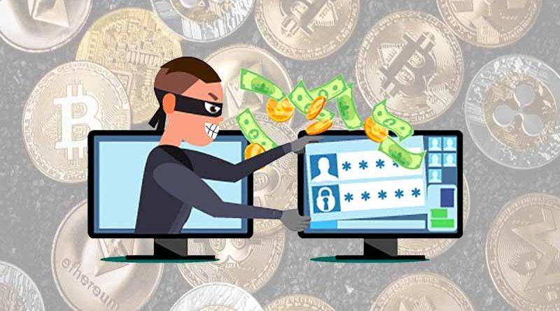 estafas con bitcoin