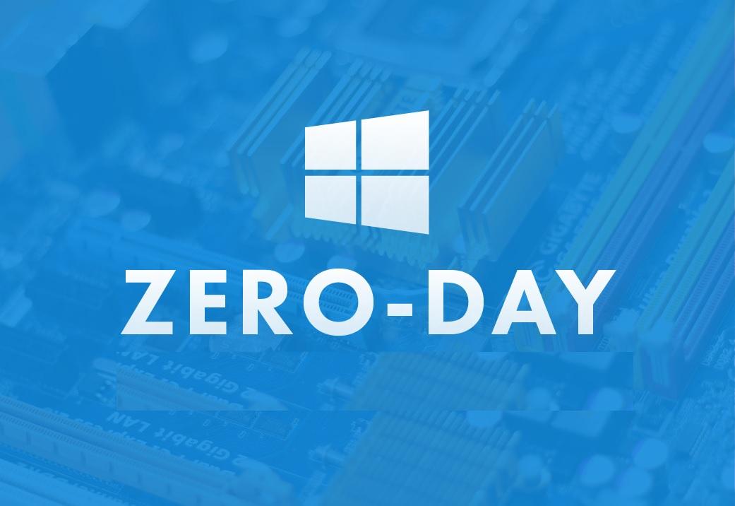 vulnerabilidades tipo zero-day windows